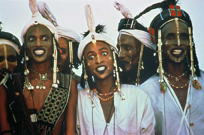 Wodaabe Herdsmen of the Sun, screening April 2
