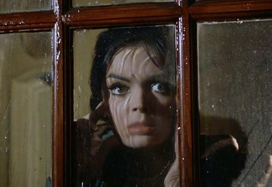 Barbara Steele in The Horrible Dr. Hichcock (1962)