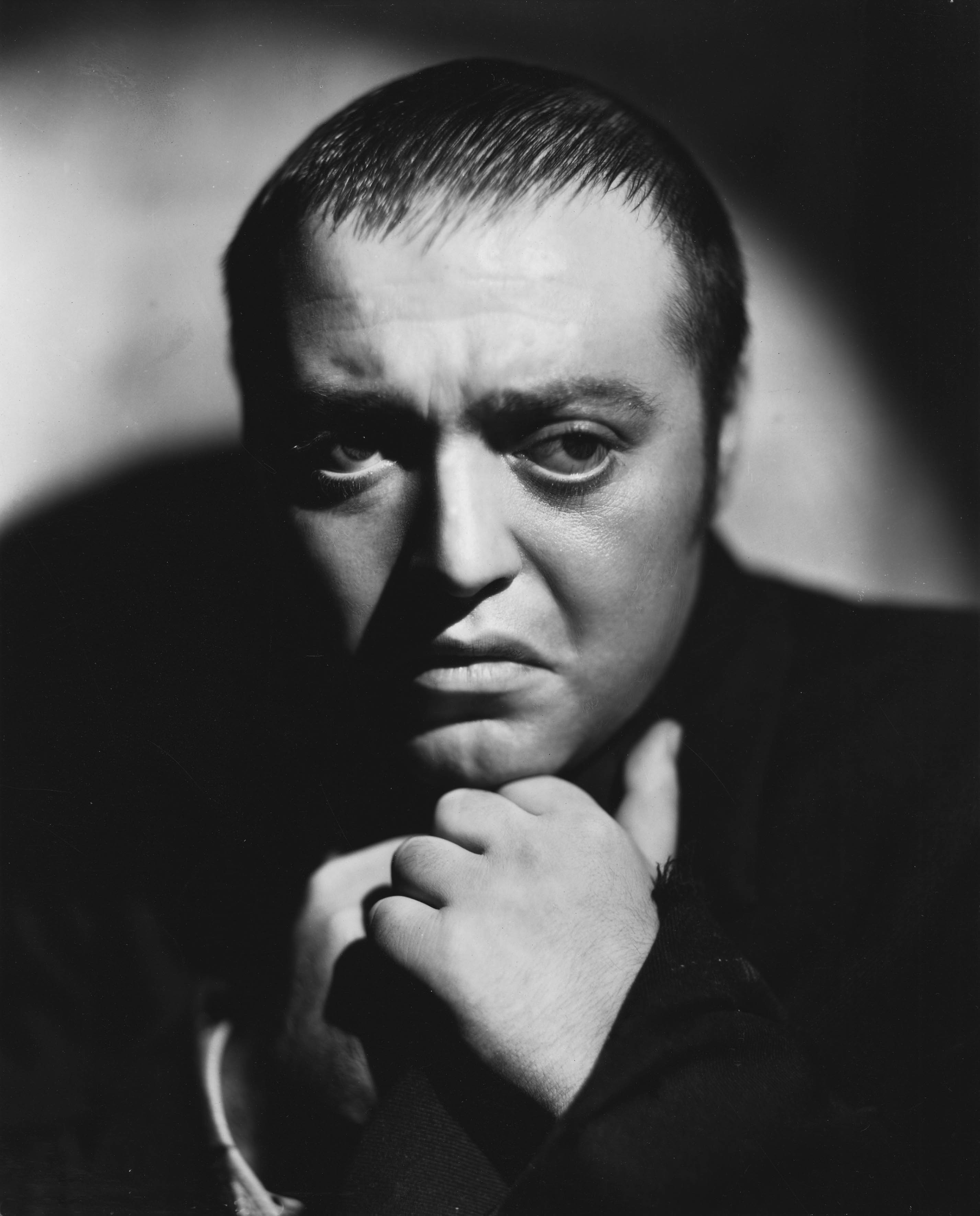 """CRIME AND PUNISHMENT"" PETER LORRE 1935 PHOTO:IRVING LIPPMAN/22578-0001/HA-LFI RESTRICTED NO USA,GERMANY OR JAPAN"