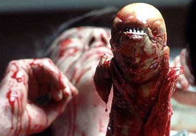 Alien el octavo pasajero recién nacido